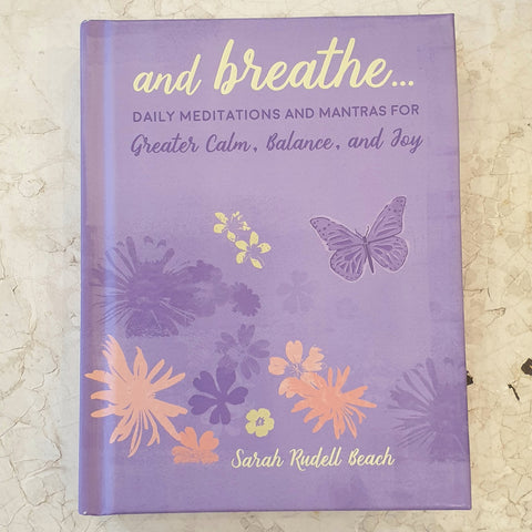 'And Breathe' - Sarah Rudell Beach