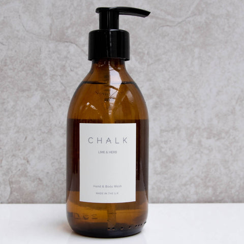 Hand and Body Wash - Lime and Herb