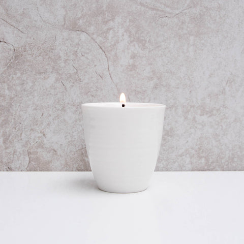 'Coast' scented candle - Chalk UK