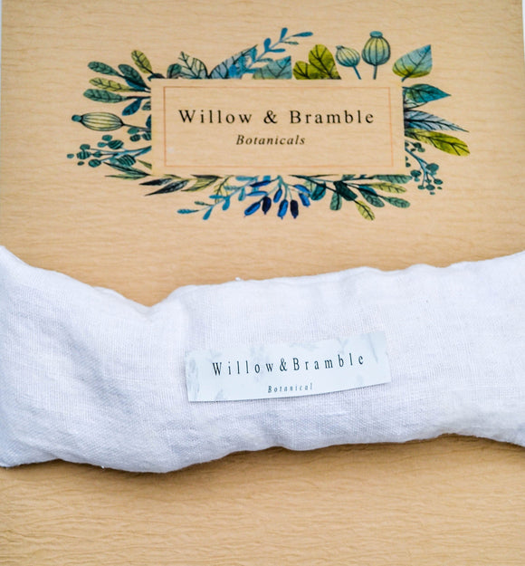 Organic Linen EYE PILLOW 75% off Gorgeous Belgium Organic Belgian Linen Lavender Eye Pillow (unscented as well) - Willowandbramble