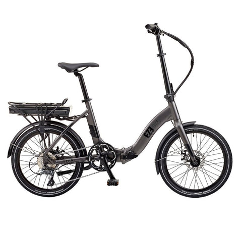 EZEGO Fold LS Low Step Through Folding Electric Bike