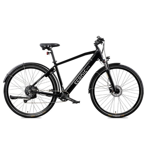 Econic One Smart Urban Crossbar Electric Bike 250W