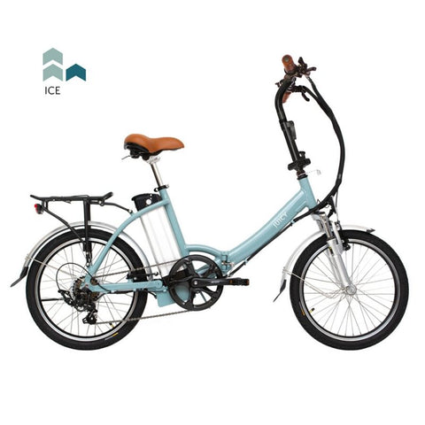 Juicy Bike Compact Click Folding Electric Bike