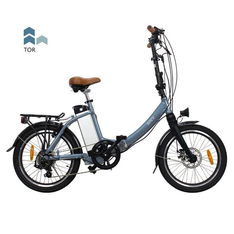 Juicy Bike Compact Plus Folding Electric Bike