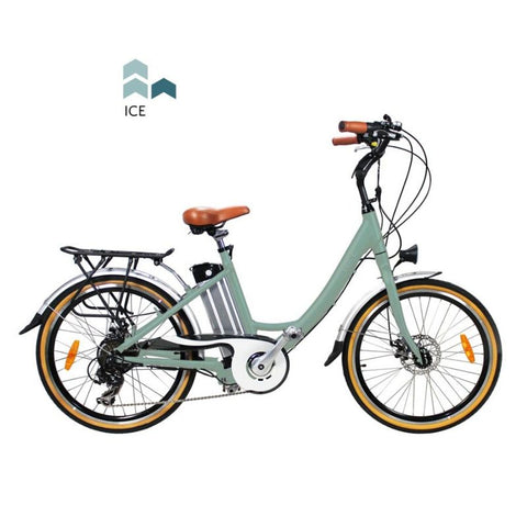 Juicy Bike Poco Step Through Electric Bike