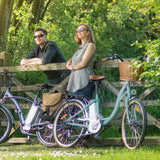 Juicy Bike Classic Click Dutch Style Step Through Electric Bike