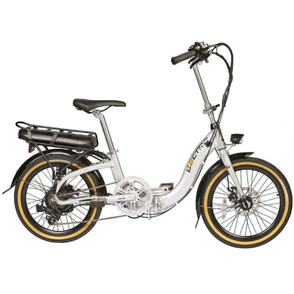 Lectro Easy Step Folding Electric Bike 250W
