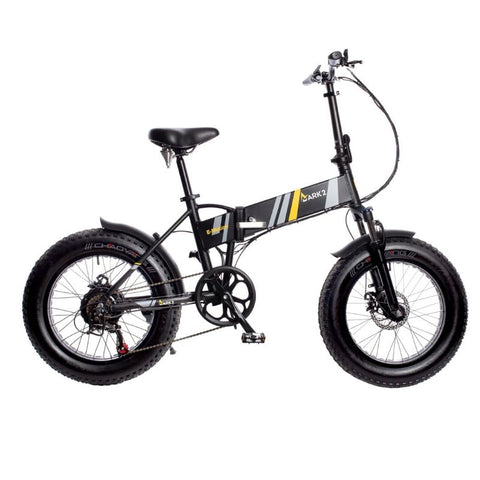 Mark2 E-Motion Cruiser Folding Electric Bike 250W