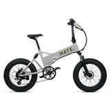 Mate X 250W Fat Tyre Folding Electric Bike