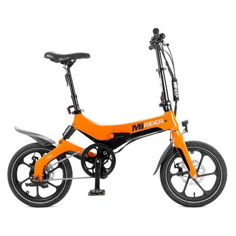 MiRiDER One Folding Electric Bike (+Free Gift)