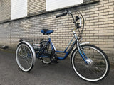 Powabyke Triology Deluxe Electric Tricycle