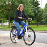 Neomouv Lim-bo Bosch Mid-Drive Step Through Electric Bike