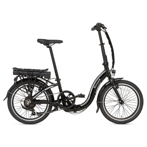 Popal E-Folt 1.0 Low Step Folding Electric Bike 20""