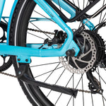 "Wisper 705 26"" Step-Through Electric Bike"