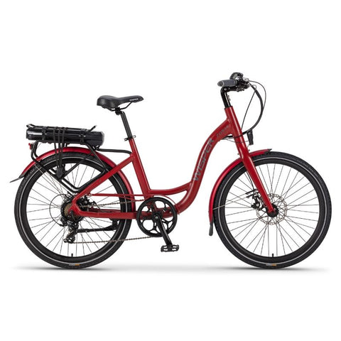 "Wisper 705 24"" Step-Through Electric Bike"
