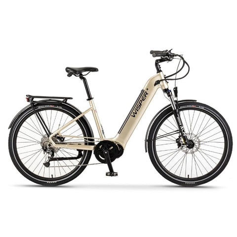 Wisper Wayfarer M7 Mid Drive Step Through Electric Bike