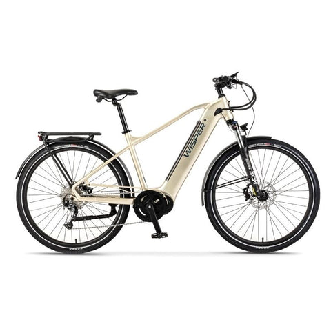 Wisper Wayfarer M9 Mid Drive Crossbar Electric Bike