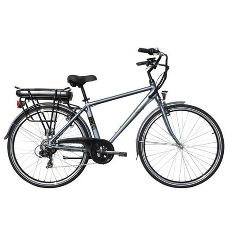 La Fleche Bikes City Plus Crossbar Electric Bike