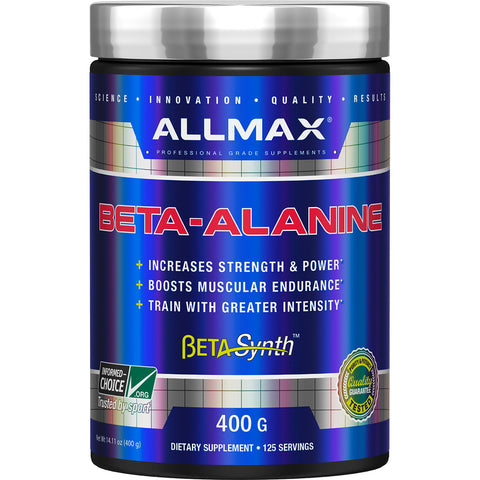 ALLMAX Beta-Alanine 125 Servings