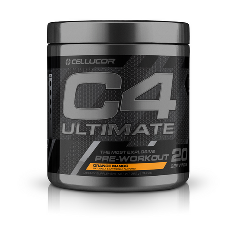 C4 Ultimate 20 Servings (Orange Mango)