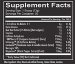 Total War Pre-Workout 30 Servings (Sour Gummy)