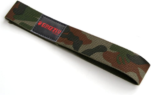 Grizzly Lifting Straps Camo (8610-81)