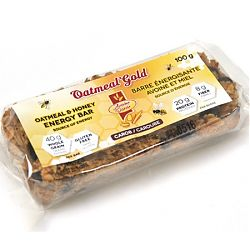 Oatmeal & Honey Energy Bar Individual (Carob)
