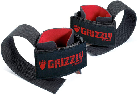Grizzly Deluxe Cotton Lifting Straps (8614-04)