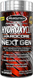 Muscletech Hydroxycut Hardcore Next Gen 50 Servings