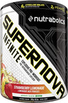 Nutrabolics Supernova Infinite 20 Servings (Strawberry Lemonade)