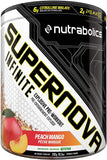 Nutrabolics Supernova Infinite 20 Servings (Peach Mango)
