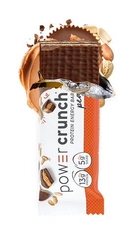 Power Crunch Energy Bar (Peanut Butter Fudge)