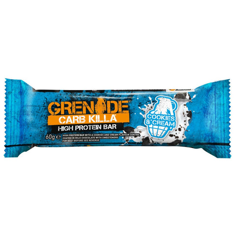 Grenade Carb Killa Protein Bar Individual (Cookies&Cream)