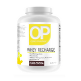 Osmo Pharma Whey Recharge 2.2KG 79 Servings (Pure Cocoa)