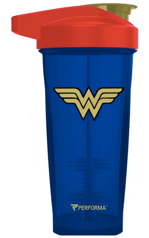 Superhero Shaker 28oz (Wonder Woman)