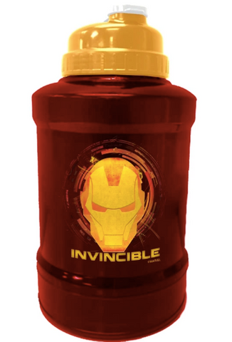 Marvel Power Jug 2.2L (Iron Man)