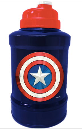Marvel Power Jug 2.2L (Captain America)