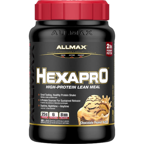 Hexapro 2lbs 20 Servings (Chocolate Peanut Butter)