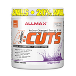 ALLMAX Aminocuts 36 Servings (Grape Escape)