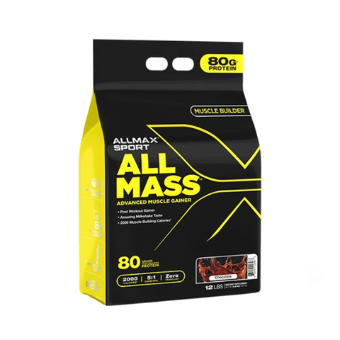 ALLMAX ALL MASS 12lbs (Vanilla)