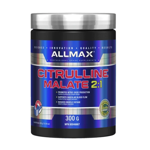 ALLMAX Citrulline Malate 2:1 (150 Servings)