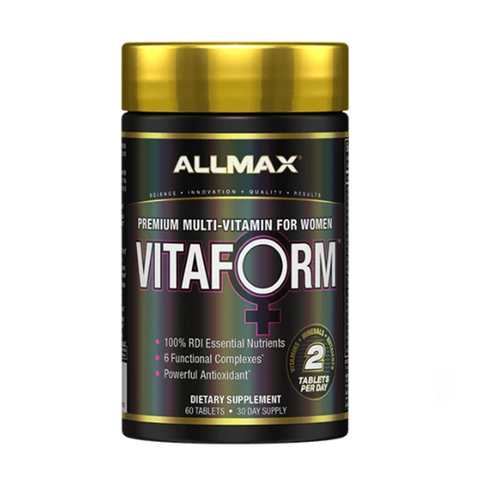 ALLMAX Vitaform Mutli-Vitamin Women (60 Tablets)