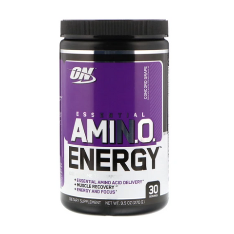 ON Amino Energy 30 Servings (Concord Grape)