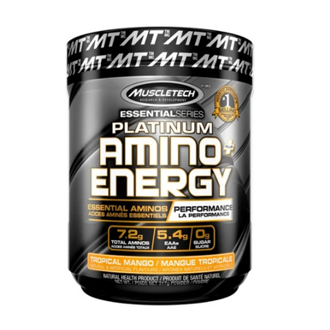 Muscletech Amino Energy+ 30 Servings (Tropical Mango)