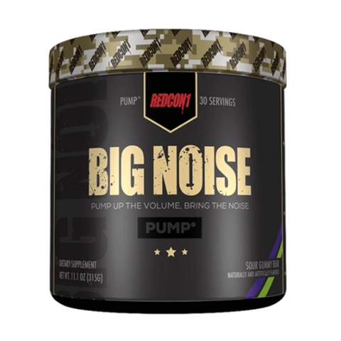 Big Noise Pump 30 Servings (Sour Gummy)