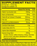 C4 Pre-Workout 30 Servings (Pink Lemonade)