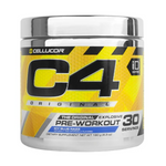 C4 Pre-Workout 30 Servings (Blue Razz)