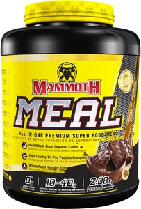 Mammoth Meal 2.04kg 40 Servings (Chocolate Fudge Brownie)