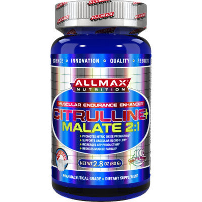 ALLMAX Citrulline+Malate 2:1 (40 Servings)