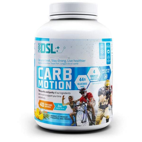 Carb Motion 2kg 40 Servings (Pineapple and Mango)